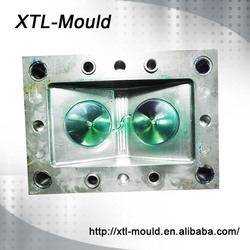 Trustworthy Manufacturer for CNC Milling Service Plastic Injection Molding China
