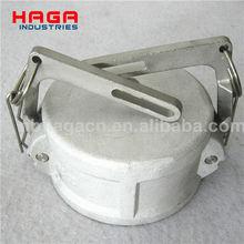 Brass Stainless Steel Nylon Alulinum Lockable Dust Caps