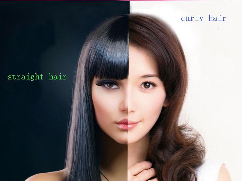 керамические конструкции прямых и вьющихся волос двойного использования природных отрицательных ионов профессиональный керлинг инструменты для укладки волос, волос стайлер conair