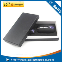 Hot Selling High-end Christmas Promotional Gift Computer Wired Mouse Retractable Data Cable Laptop Mouse