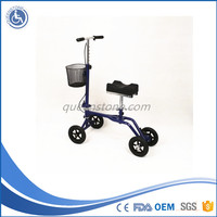 Steering column manufature disability Physical Equipments knee walker knee scooter for disabled