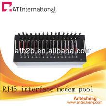 16 Sim Cards GSM/GPRS Modem Pool, Simbox