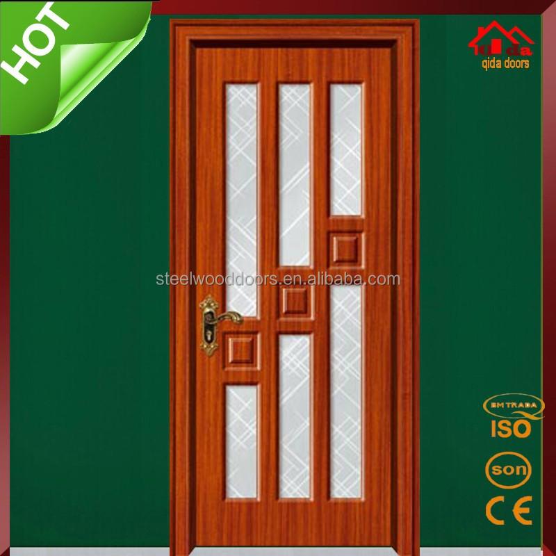 Cheap price pvc bathroom plastic door buy plastic door for Cheap pvc door