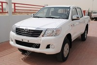 Price of Toyota Hilux from Dubai