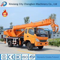 Perfect Integration of Design Mobile Crane for Sale