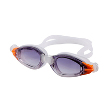 2013 hot sale comfortable fit to all silicone swim goggles