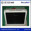 Roof Mount/ Flip Down Screen 22 inch 3G WIFI LCD Advertising Monitor 24V TV For Bus