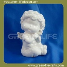 Porcelain angel baby shower gifts