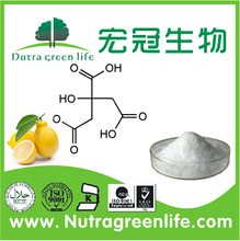 citric acid monohydrate anhydrous 5949-29-1 c6h8o7.h2o