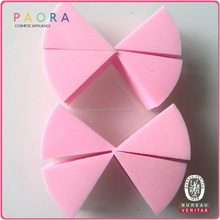 latex sponge & NR powder puff new design hot sale powder puffs