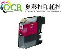 Colorful life, for Brother with chip Compatible ink cartridge with chip LC 123 /MC-J4510DW/J4110DW/DCP-J132W