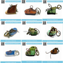Latest Design USB 2.0 8Gb Leather shoe stock products status usb flash drive 64gb