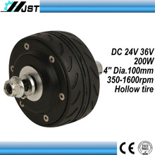 """high quality 4"""" 4inch electric wheel brushless scooter hub motor"""
