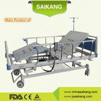 SK104-501 X-Ray translucent Electric Medical ICU Hospital Bed