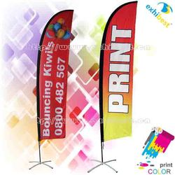 Hot sale outdoor indoor adversiting banner flag high quality adversiting beach flag double side adversiting beach banner flag