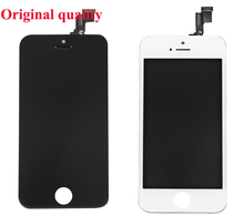 Original iphone 5 Lcds, iphone repair parts wholesale