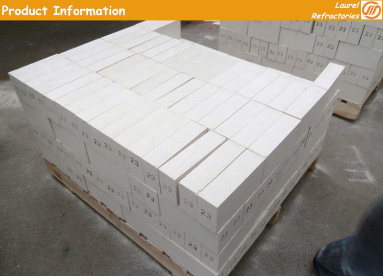 réfractaires en argile réfractaire briques isolantes