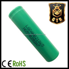 1500mAH 3.7V HB21865 Li-ion LG Lithium Battery