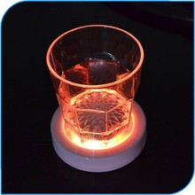 Hot Sale 2015 Glow In The Dark Drink Coasters