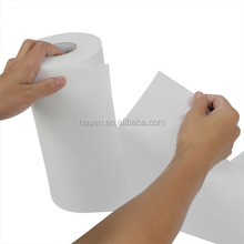 biger jumbo roll spunlace nonwoven for baby wipe