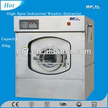 Hotelería hospitalaria equipos de lavandería automática de la calidad