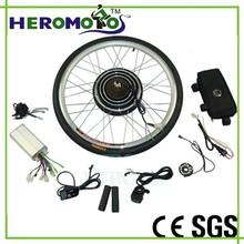 2015 Newest! Popular 48V 1000W motorized bicycle hub motor electric bike kit