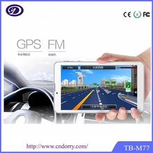 China supplier low price 7inch gps fm 3G tablet