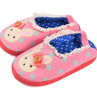 high quality soft sole slipper shoes for boys
