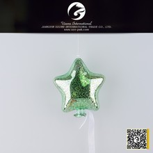 green glass crafts,hanging glass crafts for home decoration