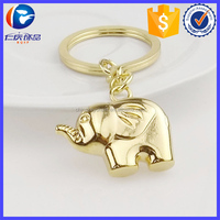 New Design The elephant of the big ears Different shapes Metal keychains