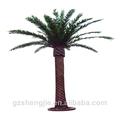 artificial tamareira grandes árvores de plástico para decoração de jardim