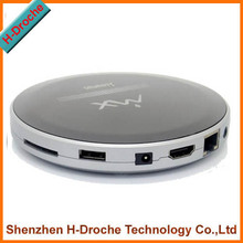manufacturer supply matricom g box midnight Mx2 xbmc tv dual core Android 4.2 tv box mx dual core tv box 1.5ghz cor-tex A9 1g/8g