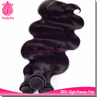 swiss feel human hair body wave new style crochet braids with human hair