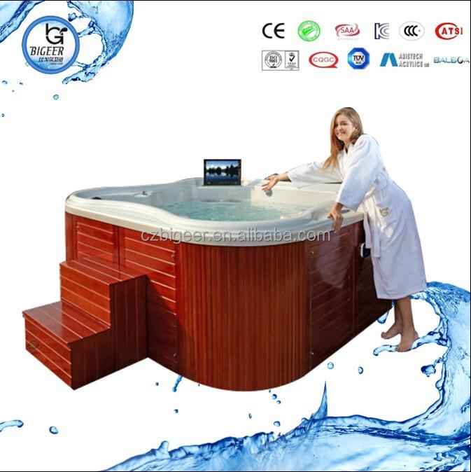 Spa Outdoor Spa Hot Tub Swim Spa New Type View Spa