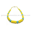 Hot selling silicone teething beads many colors with low price