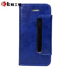 With card slot TPU material ladies phone bag leather case in hot selling