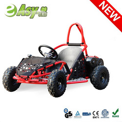 2015 new 1000w 36v 4 wheel go kart car prices with double suspension past CE certificate