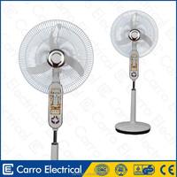 Cheap price solar dc air cooler battery fan portable fan battery powered