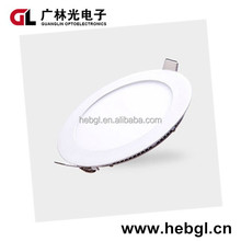 led round panel light 4 inch, 6inch,8inchi,10 inch led downlight