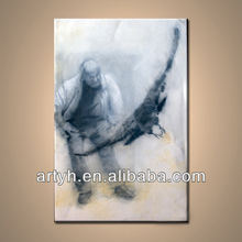 New Arrival Acrylic Figure Oil Painting