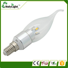 Best price 4w led candle lights led light bulbs