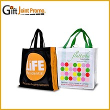 Promotional Customized Totes, Non Woven Grocery Bag with LOGO