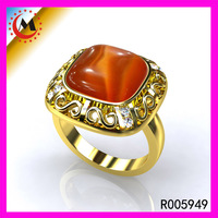 ALIBABA EXPRESS ANTIQUE RING WITH PURPLE STONE,FASHION RING WITH BIG STONE,RING SETTING REMOVABLE STONE