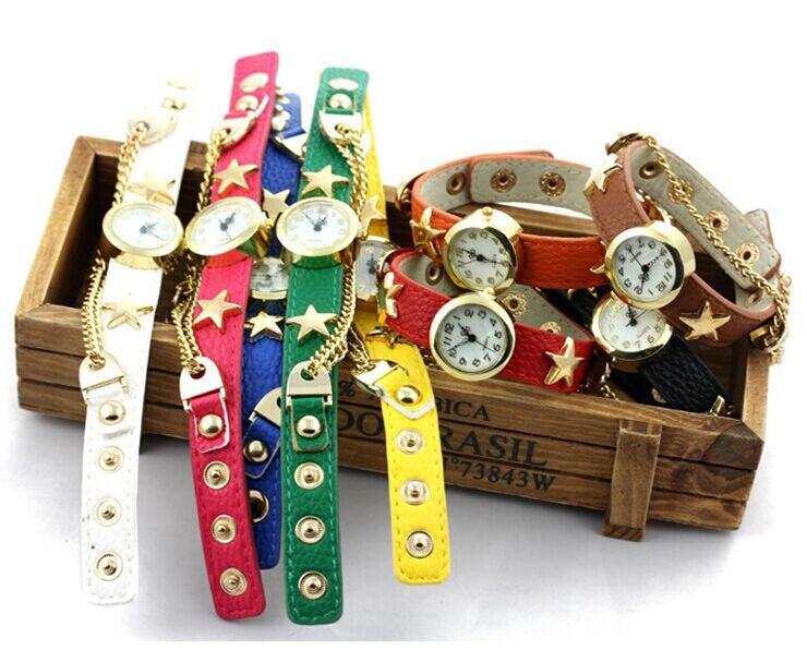 Bracelet Watch Ladies Lady Gift Hand Watch