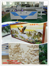 hot sale MDF floor sheet uv printer in shenzhen Free professional RIP software provided