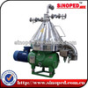 High purity virgin coconut oil centrifuge machine separator