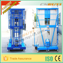 Two person aluminum lift