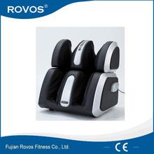 Comfortable roller massage foot and leg massager machine