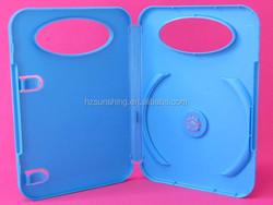 wholesale plastic kids dvd case with handle color