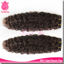 hair extension salons buy human hair wet and wavy hair extensions